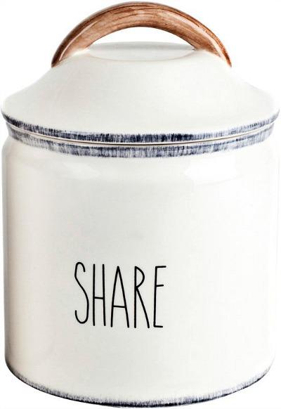Delano+Farmhouse+Share+0.5+qt.+Kitchen+Canister
