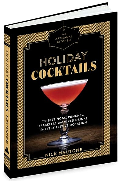 holiday cocktails book