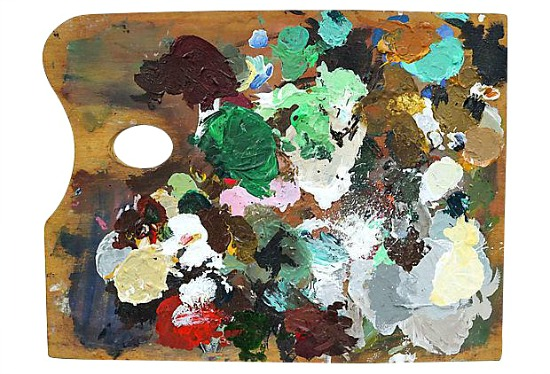 french-artisit-oil-paint-palette