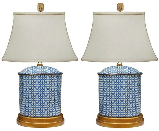 blue-white-table-lamps