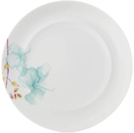 teal-Mikasa-dinner-plate