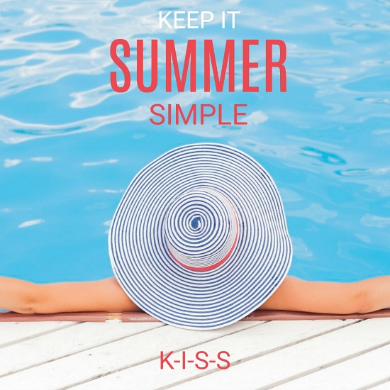 summer simple suggestions