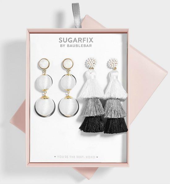 SUGARFIX by BaubleBar Statement Earring Gift Set