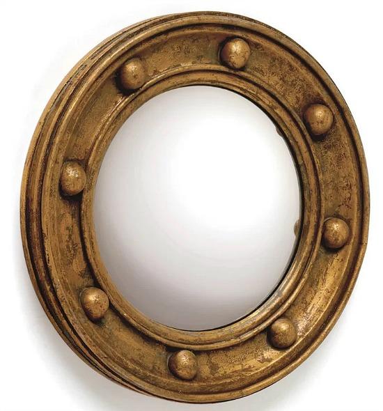 Titanic Accent Mirror