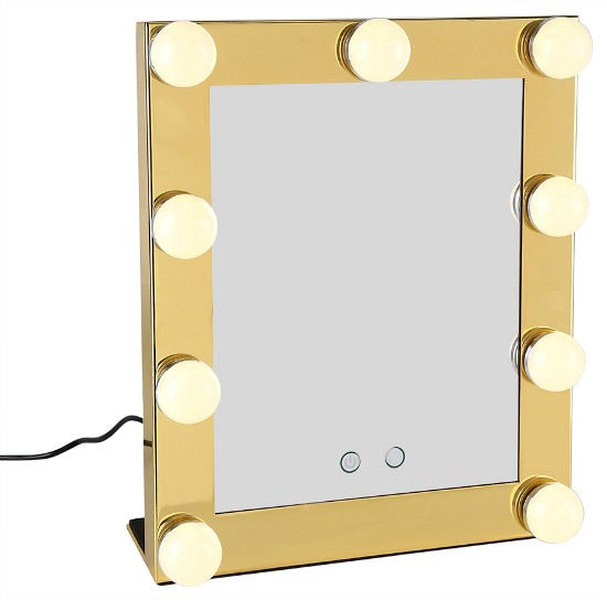 Hollywood Makeup Vanity 9 LED Mirror with Light