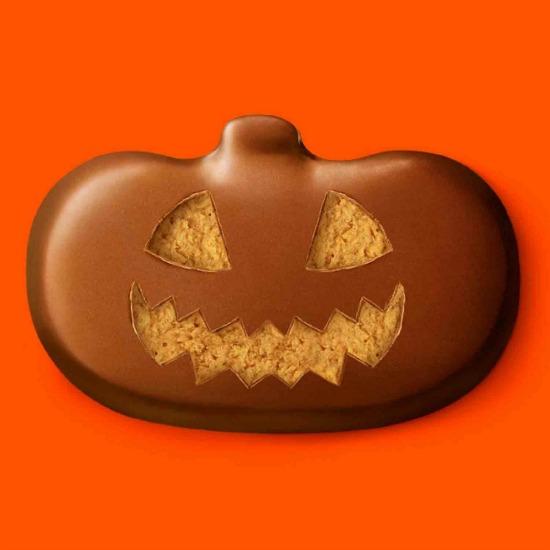 Reese's Peanut Butter Pumpkin Cups Halloween Snack Size