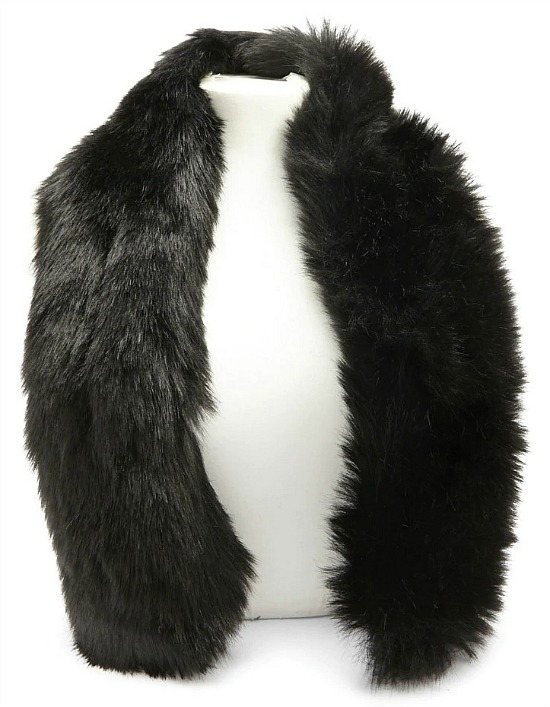 faux-fur-wrap-black