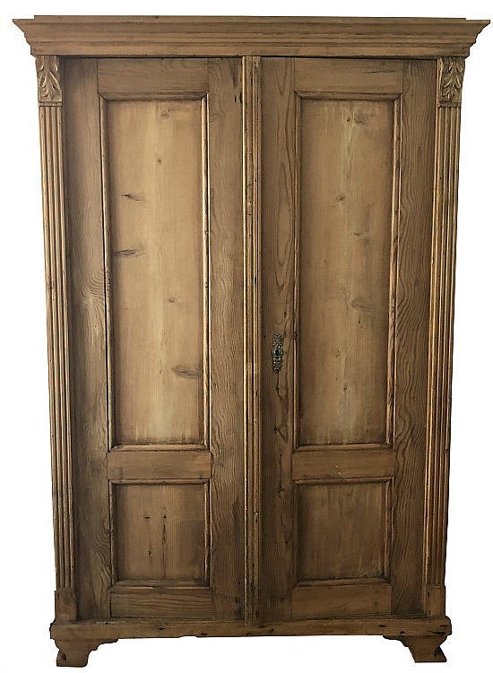 1860's Traditional Hungarian Armoire