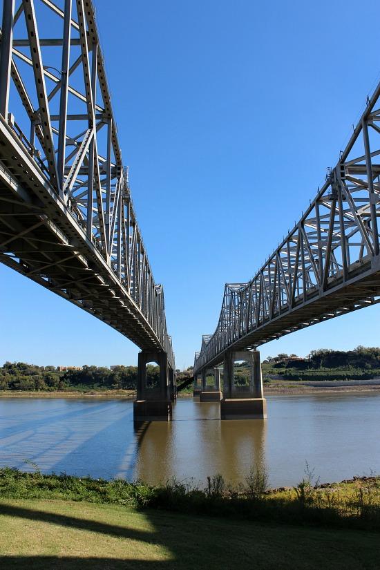 Natchez–Vidalia Mississippi River Bridge
