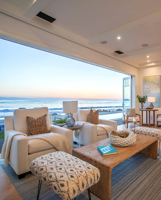 beachfront bi-fold doors
