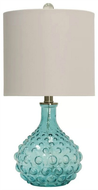 Bubble Glass Table Lamp