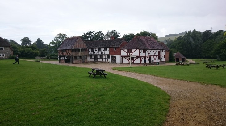 Weald and Downland Museum