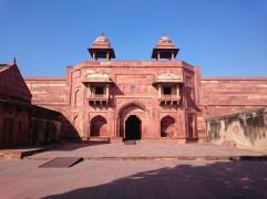 Gateway to Jodha Bai's Palace, Fatehpur Sikri