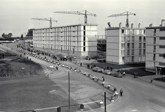sarcelles ca mid 1960s photograph by jacques windenberger