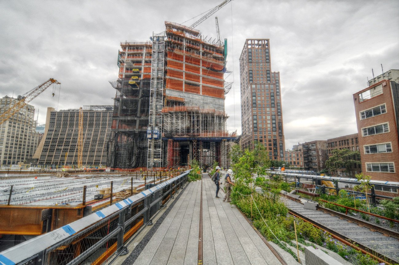Instrumental City The View From Hudson Yards