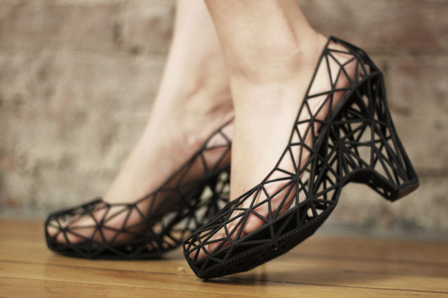 zapatos 3d printing