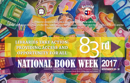 83rd National Book Week