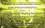 PAARL Seminar-Workshop 2017