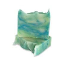 Juniper Aloe Plaid & Rose Soap