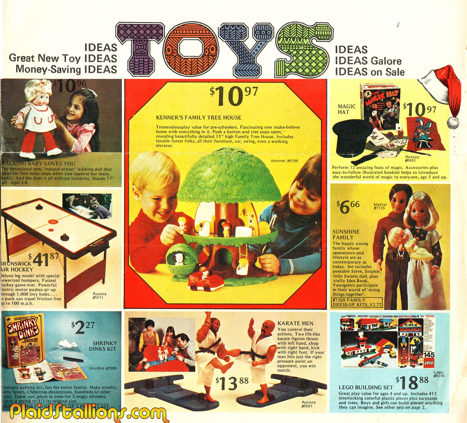 Beno S Toys Christmas Book From