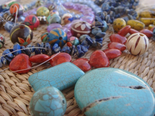 In bead heaven!