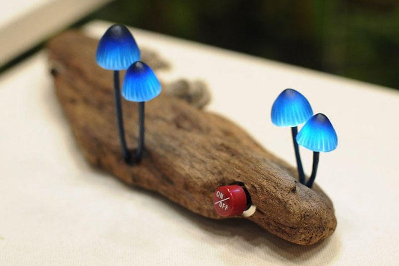 these six lamps imitate nature - plain magazine