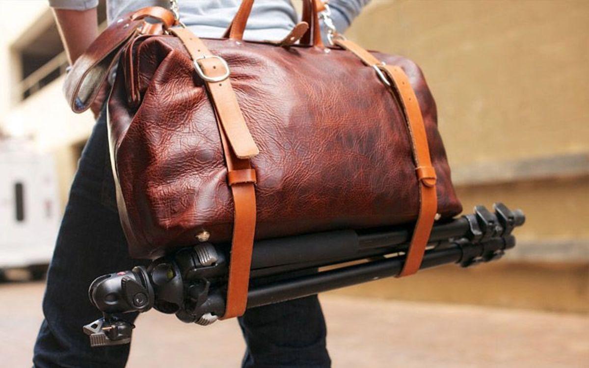 5 Beautiful Camera Bags (that don't look like camera bags)