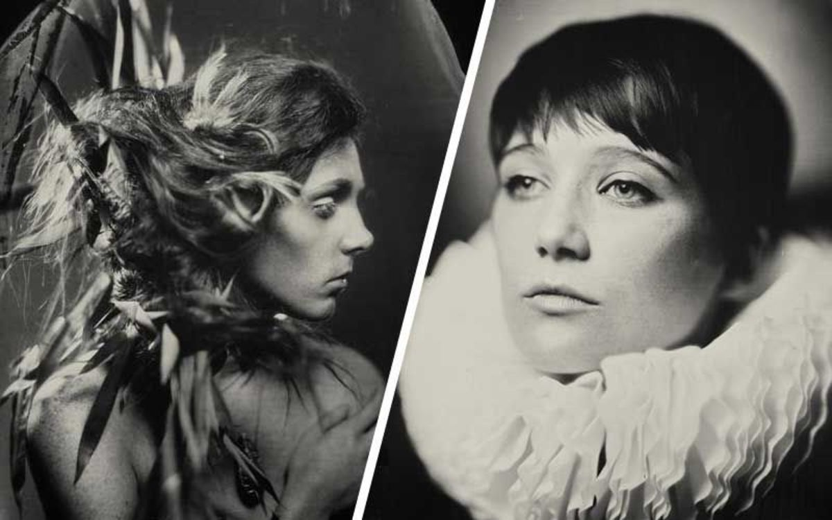 Tintype Photography of Giles Clement