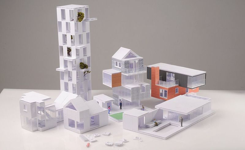 architectural model making kit the arckit unleashes your inner