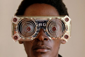 Cyrus Kabiru Sculptural Spectacles Art