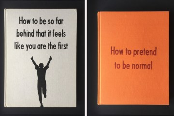 Johan Deckmann Self Help Books Art