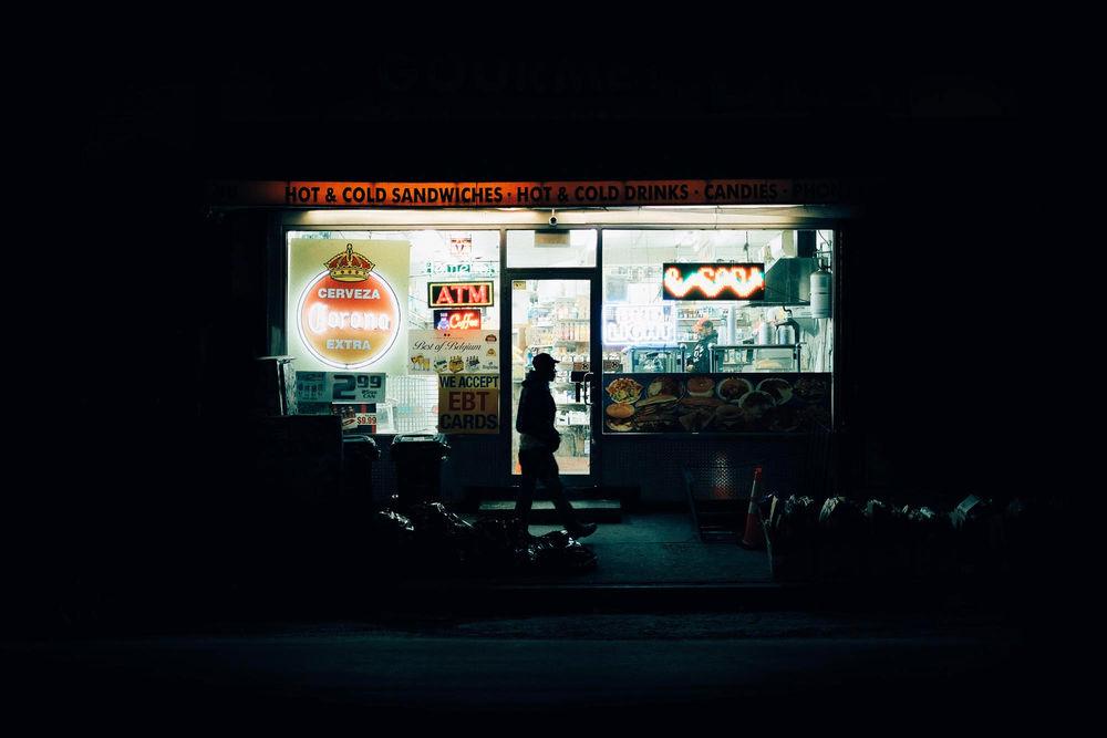 Daniel Soares Night Neon Photography