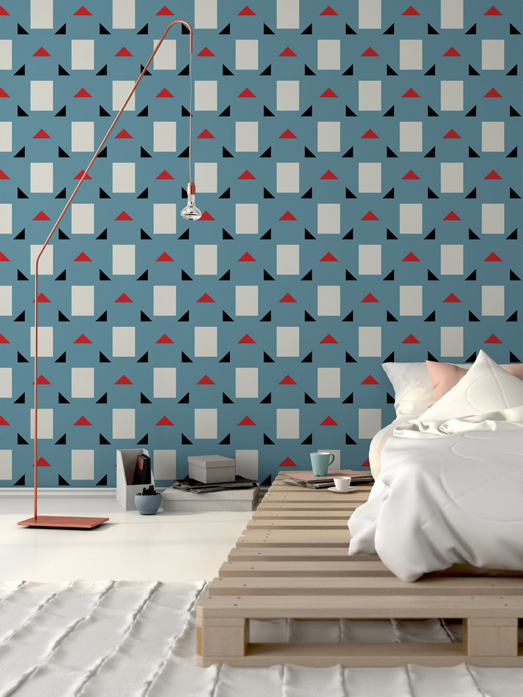 The Mid Century Modern Wallpaper Of Your Dreams Plain Magazine