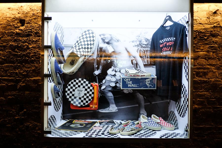 Vans Henry Davies Fashion