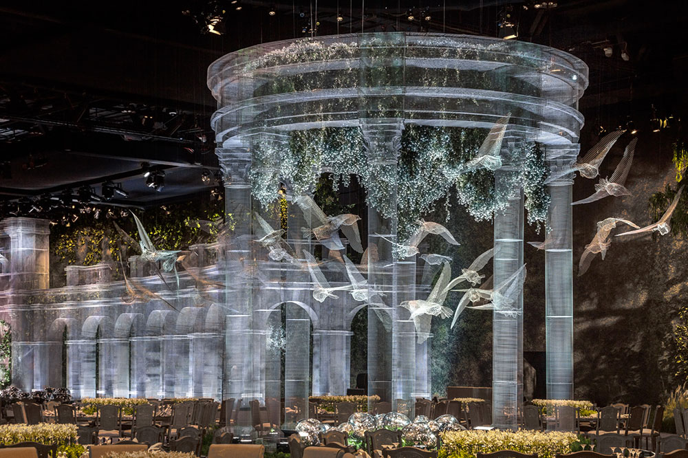 The Architectural Wire Work Of Edoardo Tresoldi Will Blow Your - Architectural wire mesh