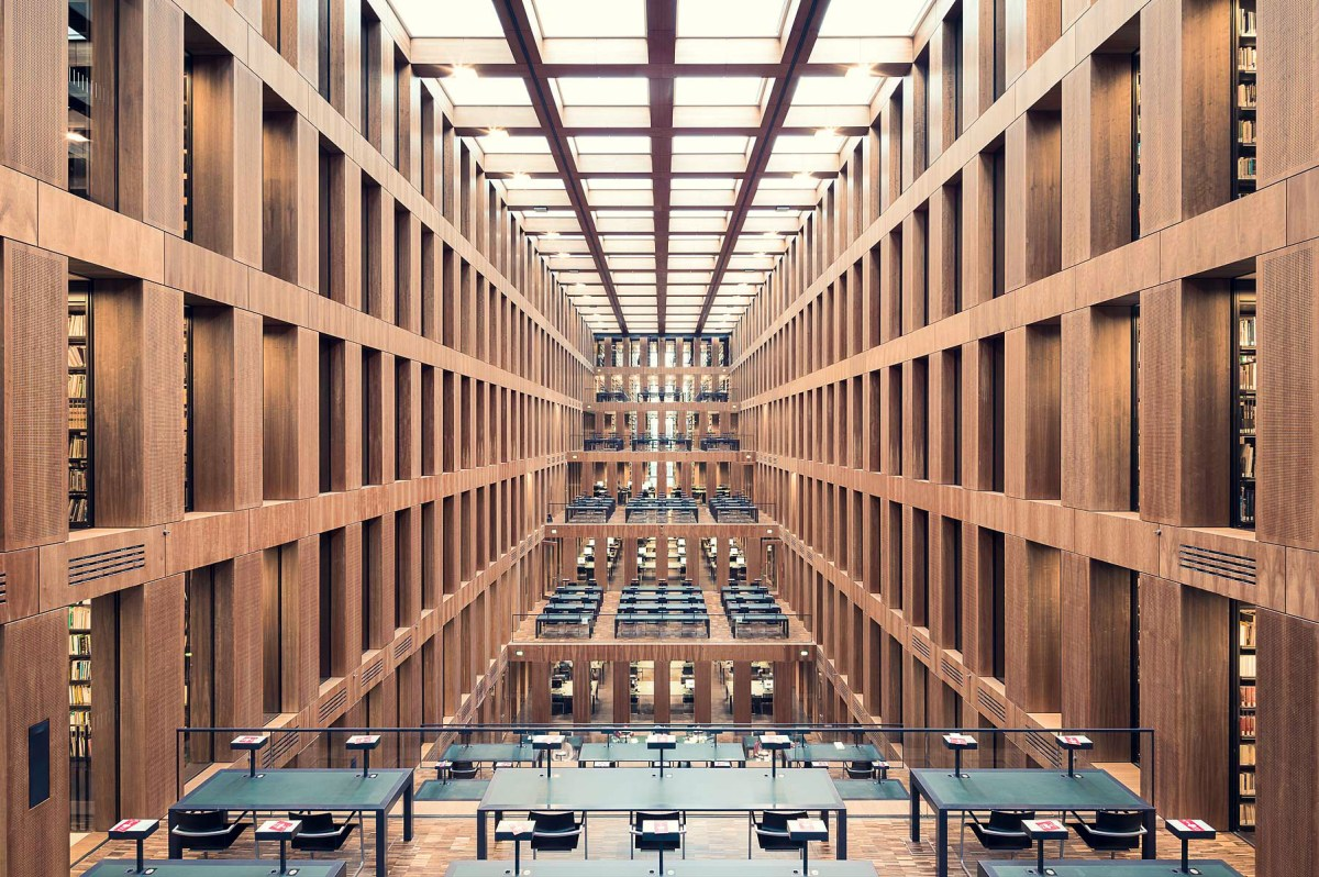 Libraries Thibaud Poirier Photography