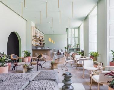 Eden Locke Hotel Edinburgh Architecture