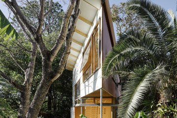 Taringa Treehouse Architecture