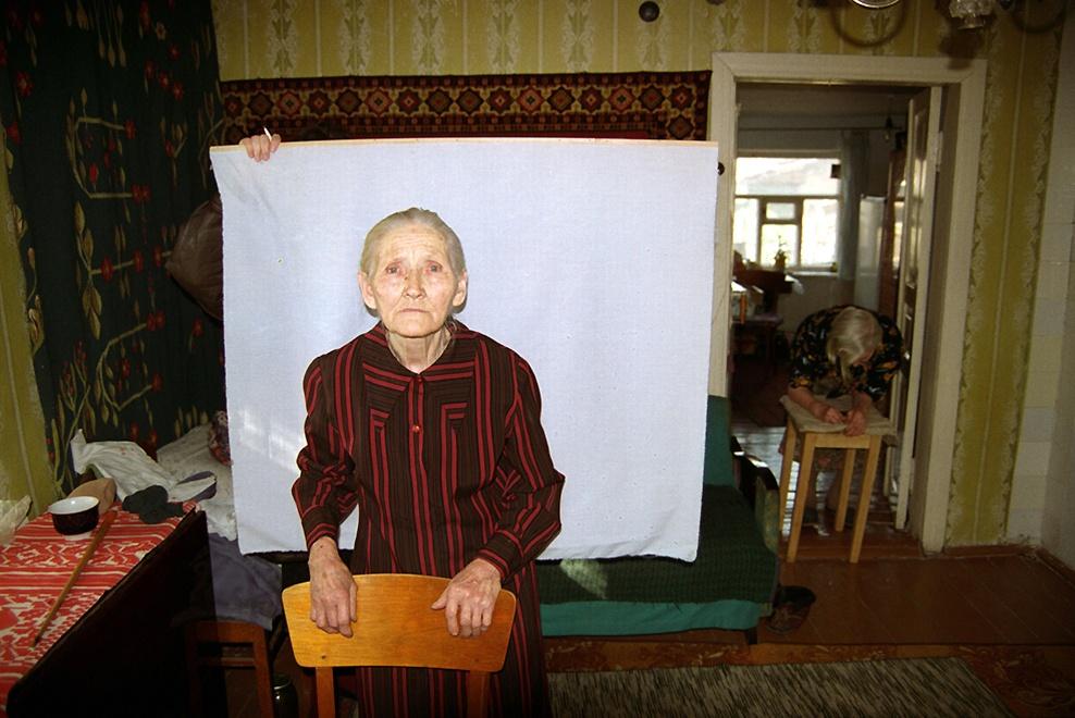 Alexander Chekmenev Passport Photography