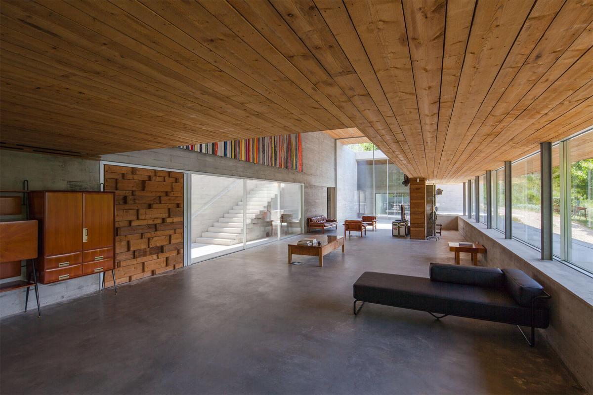 Geres House Carvalho Araújo Architecture