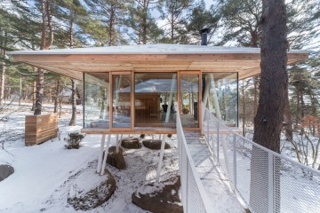 Life Style Koubou Japanese Chalet Architecture