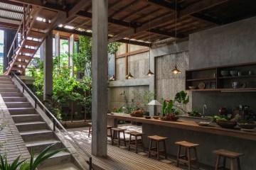 Nishizawa Architects Vietnam Architecture