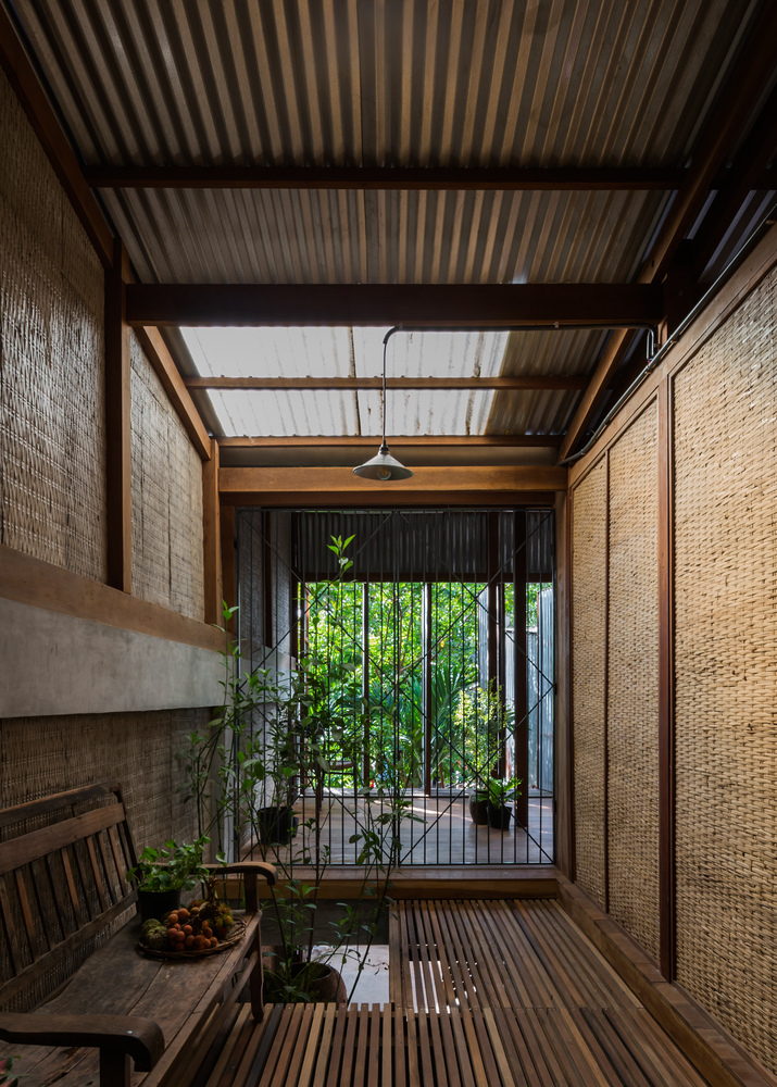 A gorgeous three-family home in rural Vietnam - PLAIN Magazine