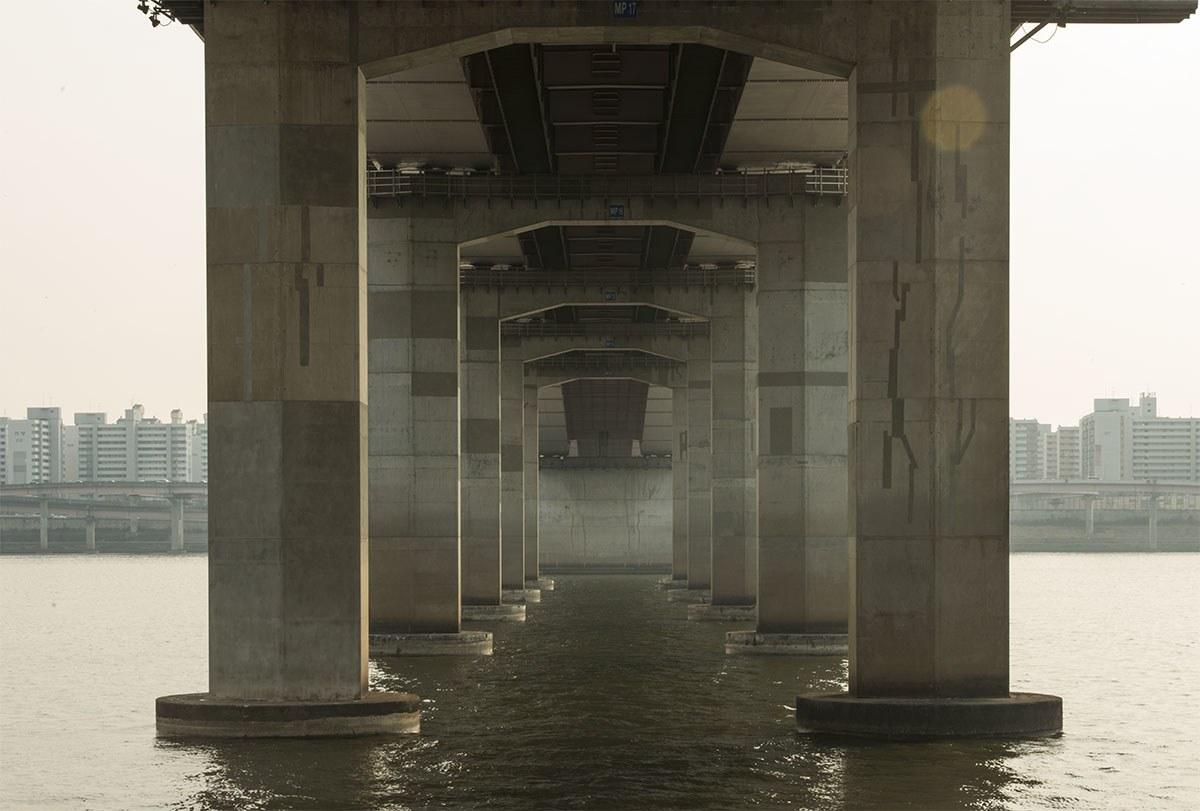Seoul Bridges Manuel Alvarez Diestro