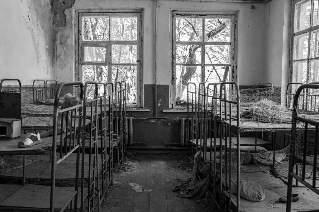 Pripyat Abandoned Photography