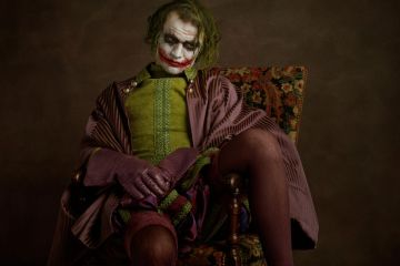 Sacha Goldberger Super Flemish Art