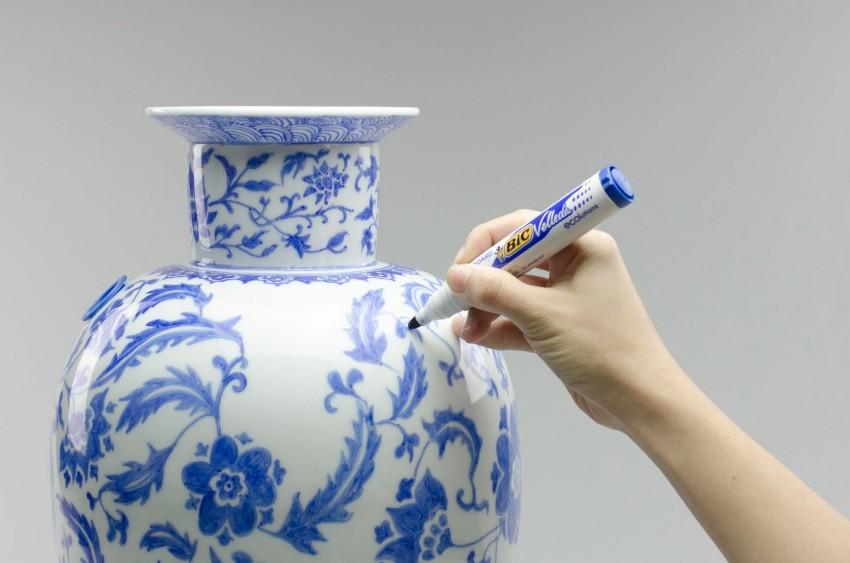 Singapore Blue Hans Tan Design