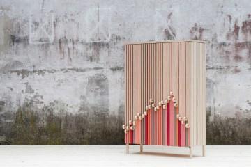 Stoft Studio Whittle Away Furniture Design