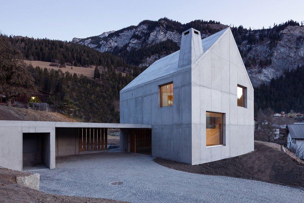 Trin Cabin Architecture