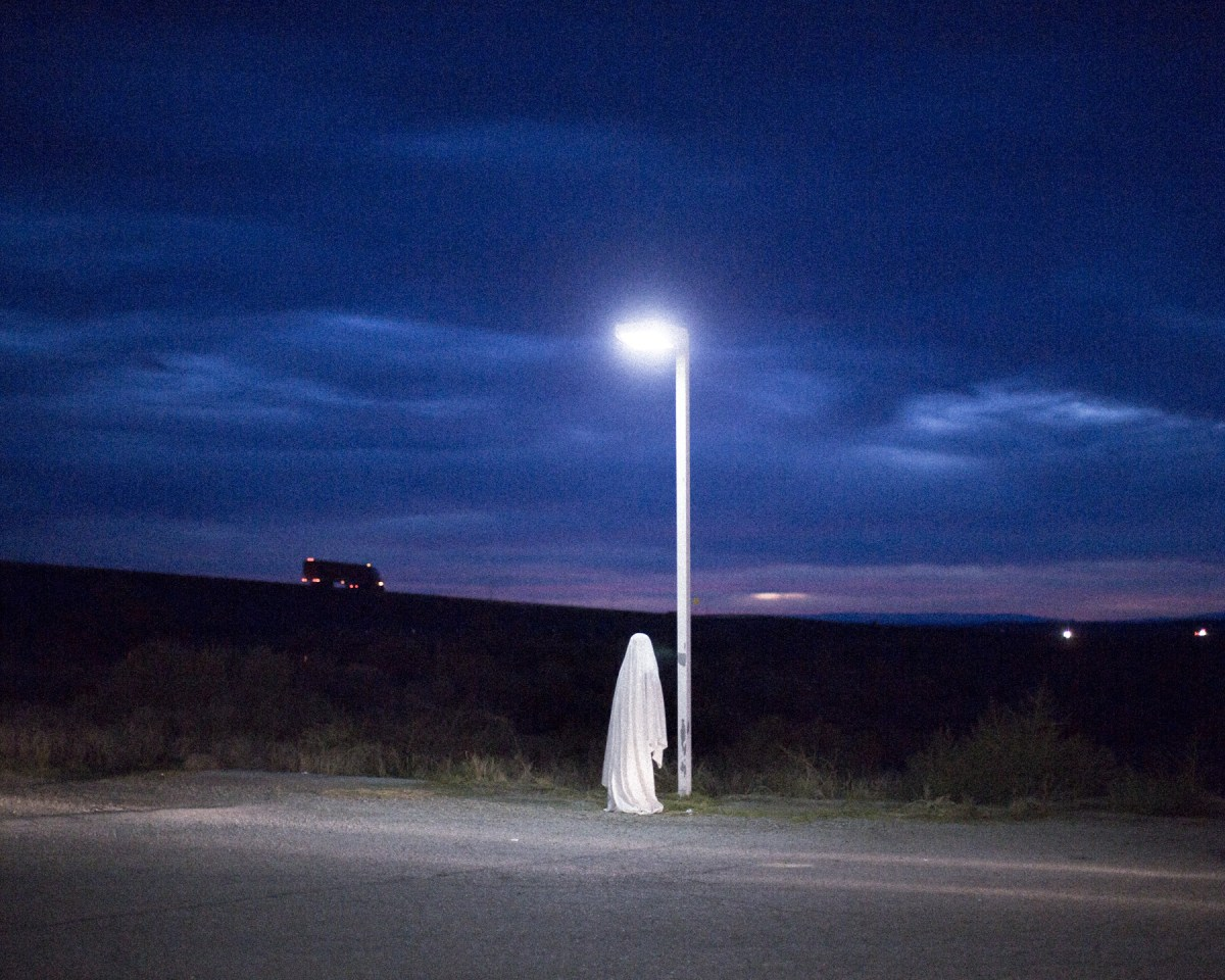 Dan Busta Ghosts Photography